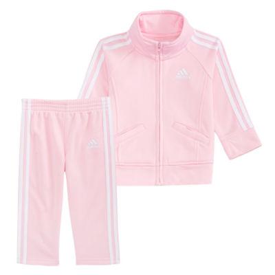 adidas 2-pc. Pant Set Girls