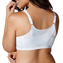 a93fad04e0fc4 Playtex 18 Hour Posture Boost Front Close Wireless Full Coverage Bra-Use525  - JCPenney