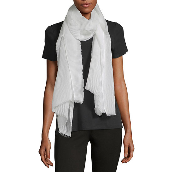 Liz Claiborne Pleated Scarf