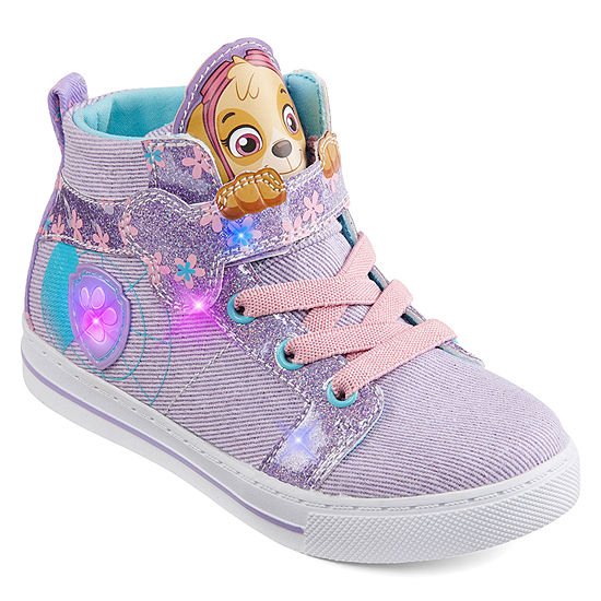 Paw Patrol Toddler Girls Sneakers