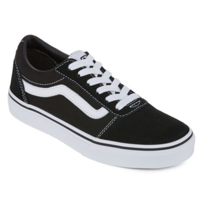 Vans Ward Unisex Skate Shoes - Big Kids