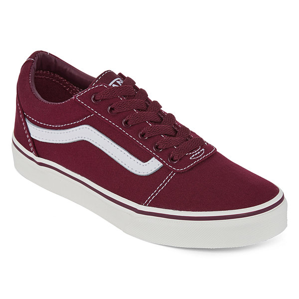 Vans Ward Boys Skate Shoes - Big Kids
