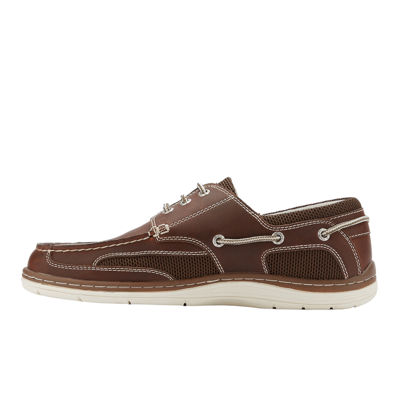Dockers Mens Lakeport Boat Shoes Lace-up