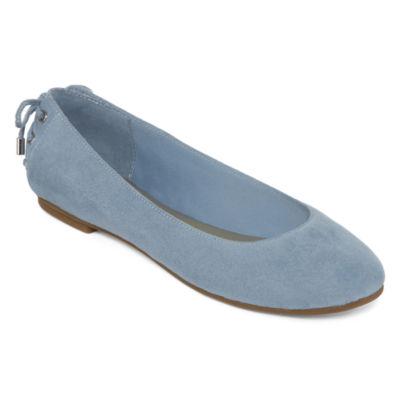 a.n.a Womens Freemark Ballet Flats Closed Toe