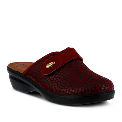 Flexus Womens Merula Clogs Slip-on Round Toe