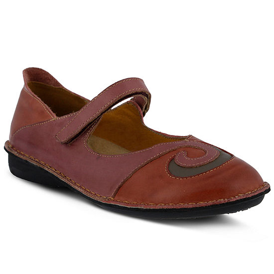 Spring Step Womens Cosmic Slip-On Shoe Round Toe