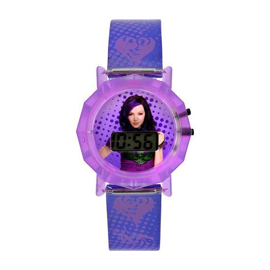 Disney Girls Purple Watch Band-Des4001jc