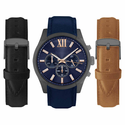 Mens Watch Boxed Set-Jc5109gn611-007