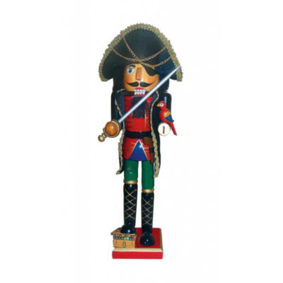"15"" Pirate Nutcracker"