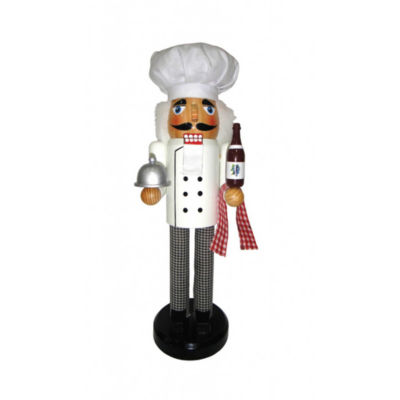 "14"" Chef Nutcracker"