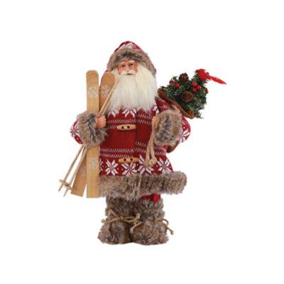 """15"""" Snowbound Santa"""