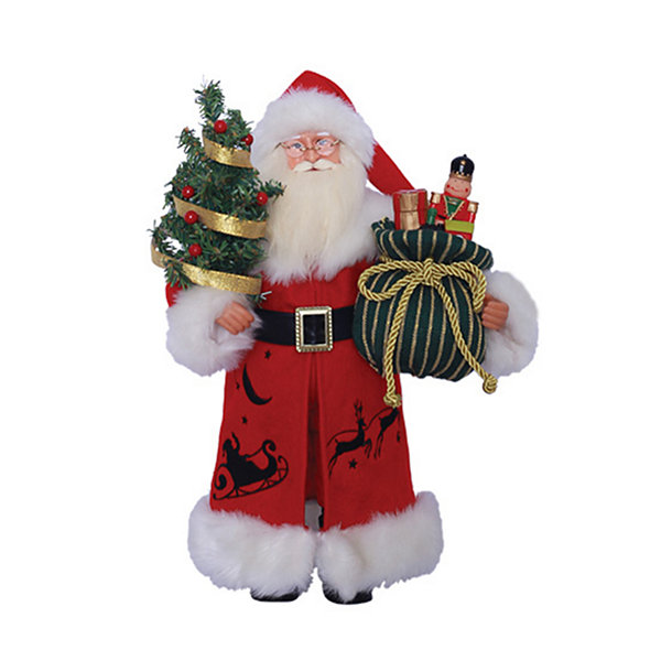 "15"" Up Up And Away Santa"