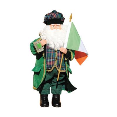 """15"""" Irish Santa"""