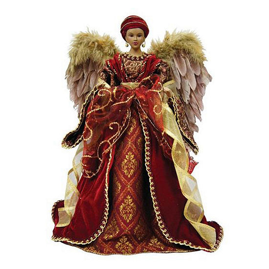 "16"" Diva Angel Tree Topper"