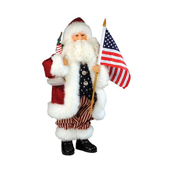 """15"""" American Santa"""