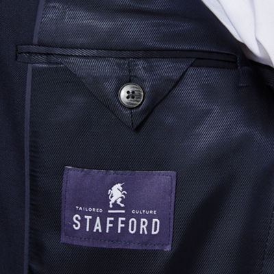 Stafford Classic Fit Wool Sport Coat
