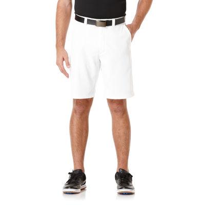 PGA TOUR® Comfort Stretch Waistband Solid Tech Cargo Short- Big & Tall