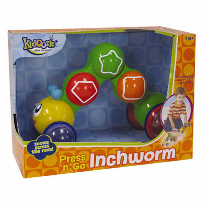 Press'n Go Inch Worm