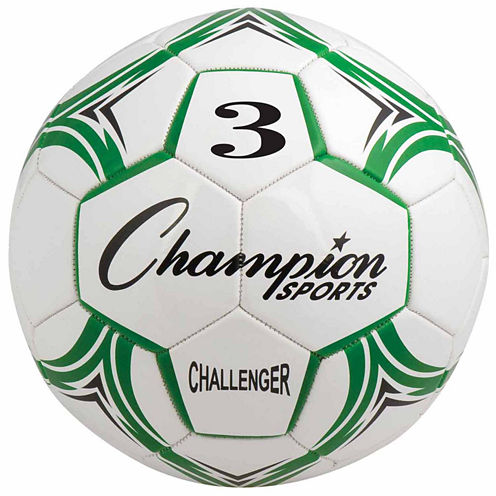 Champion Sports Challenger 3 Soccer Ball