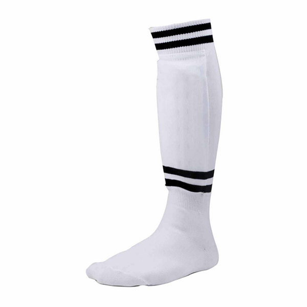 Champion Sports Sock Style 2-pc. Soccer Shin Guards