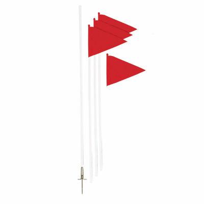 Champion Sports Economy Corner Flag 1-pc. Soccer Corner Flags