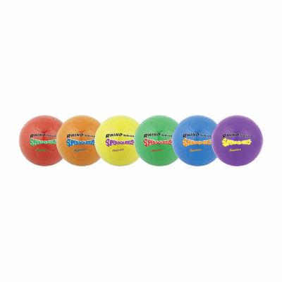 Champion Sports Rhino Skin Super Squeeze 6-pc. Soccer Ball