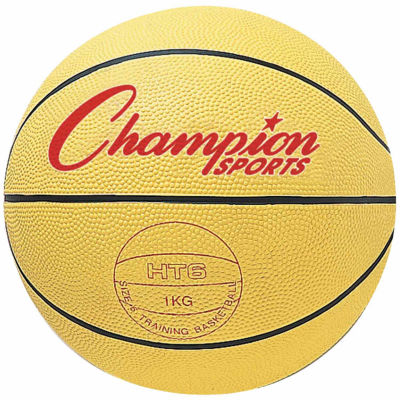 Champion Sports Weighted 2.25lb Trainer Basketball