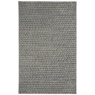 Capel Spear Hand Tufted Rectangular Rug
