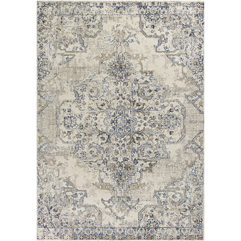 Medallion Rectangular Rug
