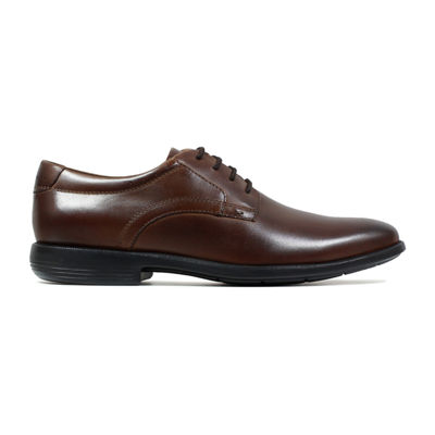 Nunn Bush Devine Mens Plain Toe Dress Oxford Shoes