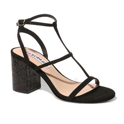 2 Lips Too Stacie Womens Heeled Sandals