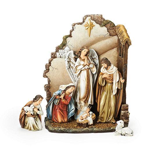 Joseph'S Studio 13 Inch 7-pc. Nativity Set