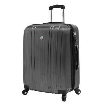 Mia Toro Italy Acciaio Hardside Luggage