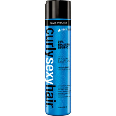 Sexy Hair Concepts Curl Enhancing Shampoo - 10.1 oz.
