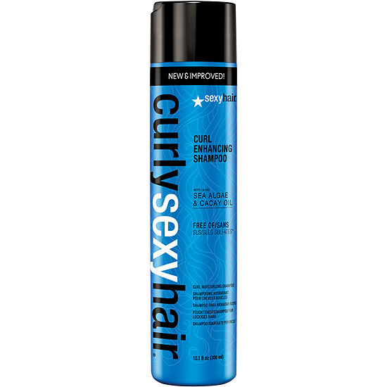 Sexy Hair Concepts Curl Enhancing Shampoo - 10.1 oz.