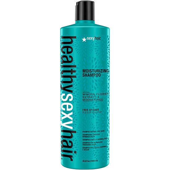 Sexy Hair Concepts Healthy Moisturizing Liter Shampoo - 33.8 oz.