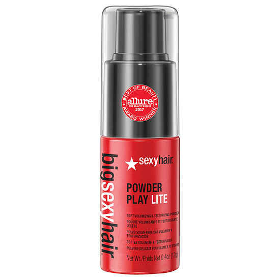 Sexy Hair Concepts Powder Play Lite Styling Product - .4 Oz.