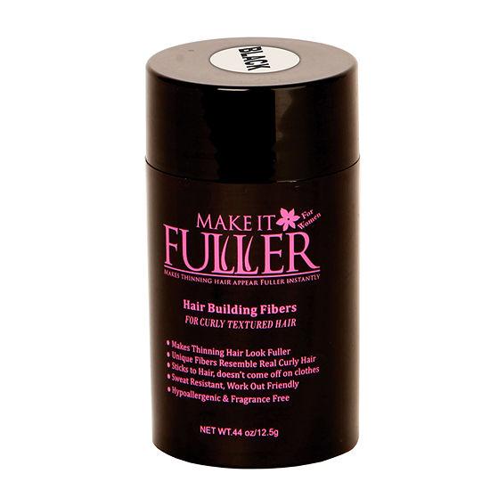 Nouritress Make It Fuller Hair Loss Concealer Fibers Black Hair Loss Treatment