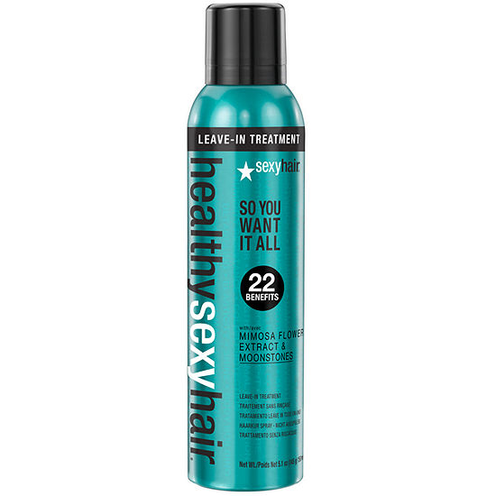 Sexy Hair Healthy So You Want It All Leave In Hair Treatment