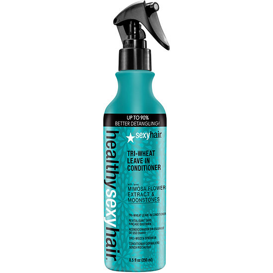 Sexy Hair Concepts Healthy Tri Wheat Leave in Conditioner-8.5 oz.