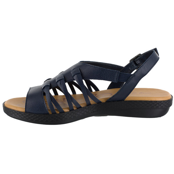 Easy Street Madbury Womens Strap Sandals