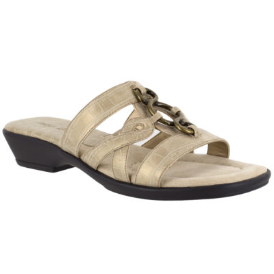 Easy Street Torrid Womens Slide Sandals
