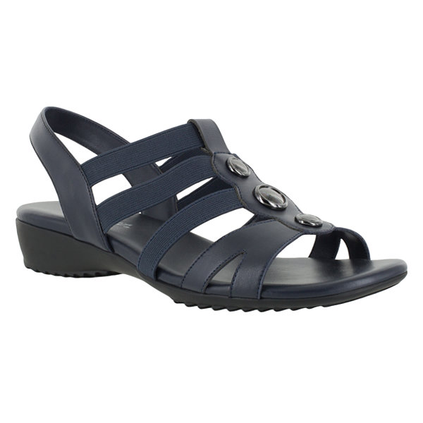 Easy Street Nylee Womens Strap Sandals Narrow