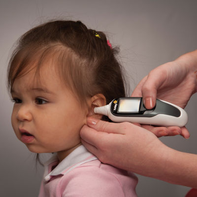 Safety 1st Talking Ear Thermometer