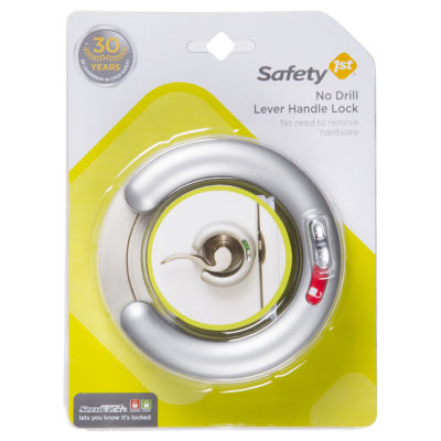 Safety 1st No Drill Lever Handle Safety Locks