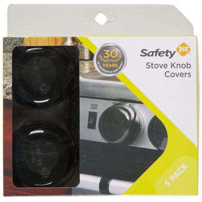 Safety 1st 5-Pack Stove Knob Covers Safety Latches