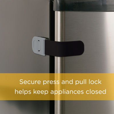 Safety 1st 2-Pack Multi Purpose Appliance 2-pc. Safety Locks