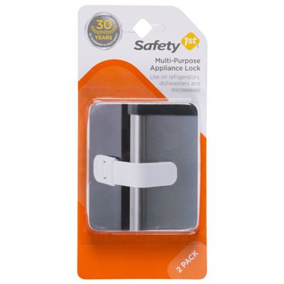 Safety 1st 2-Pk Multi Purpose Appliance Lock