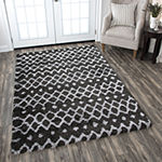 Rizzy Home Adana Collection Amelia Geometric Rectangular Rugs