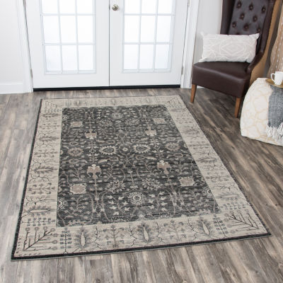 Rizzy Home Panache Collection Kylee Oriental Rectangular Rugs
